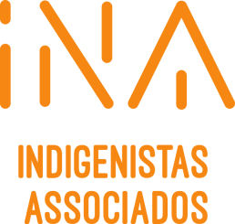 Logo vazado laranja