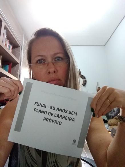 CR Campo Grande pelo fortalecimento da Funai. Campo Grande/MS