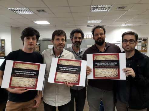 CGID pelo fortalecimento da Funai. Brasília/DF