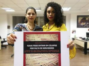 Pelo fortalecimento da Funai. Brasília/DF