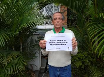 Pelo Fortalecimento da Funai. São Paulo/SP