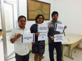 CR Manaus pelo fortalecimento da Funai. Manaus/AM