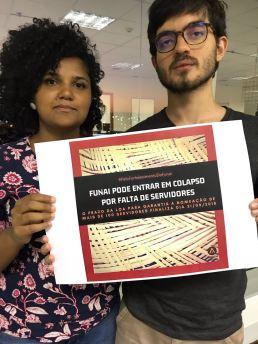 Funai Sede pelo Fortalecimento da Funai. Brasília/DF