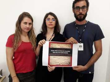 CGMT pelo fortalecimento da Funai. Brasília/DF