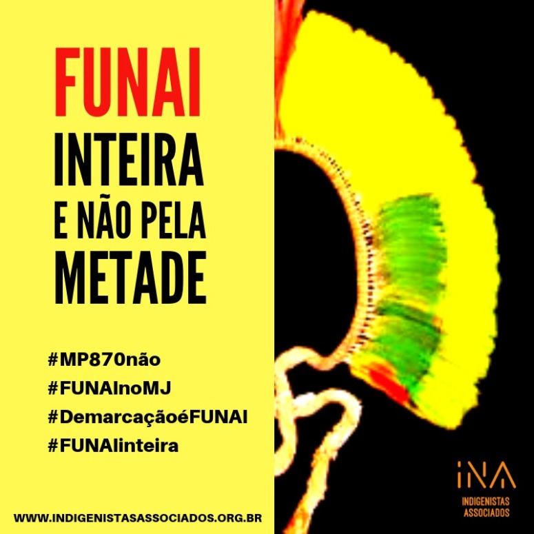 Funai Inteira Cocar