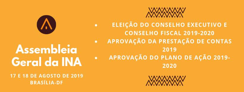 COMUNICADO ELEIÇÃO GESTÃO 2019/2021