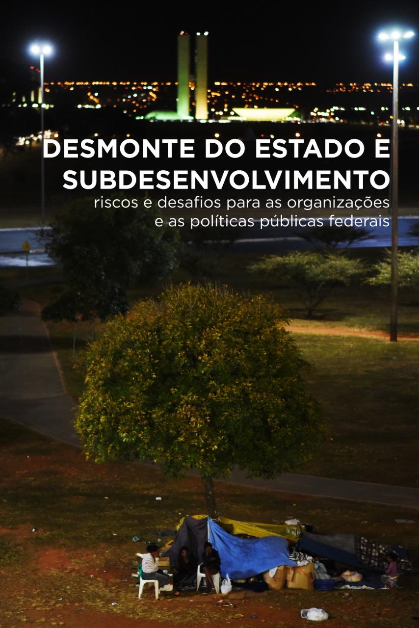 ARCA promove seminário sobre desmonte do Estado nesta sexta-feira (29) em Brasília