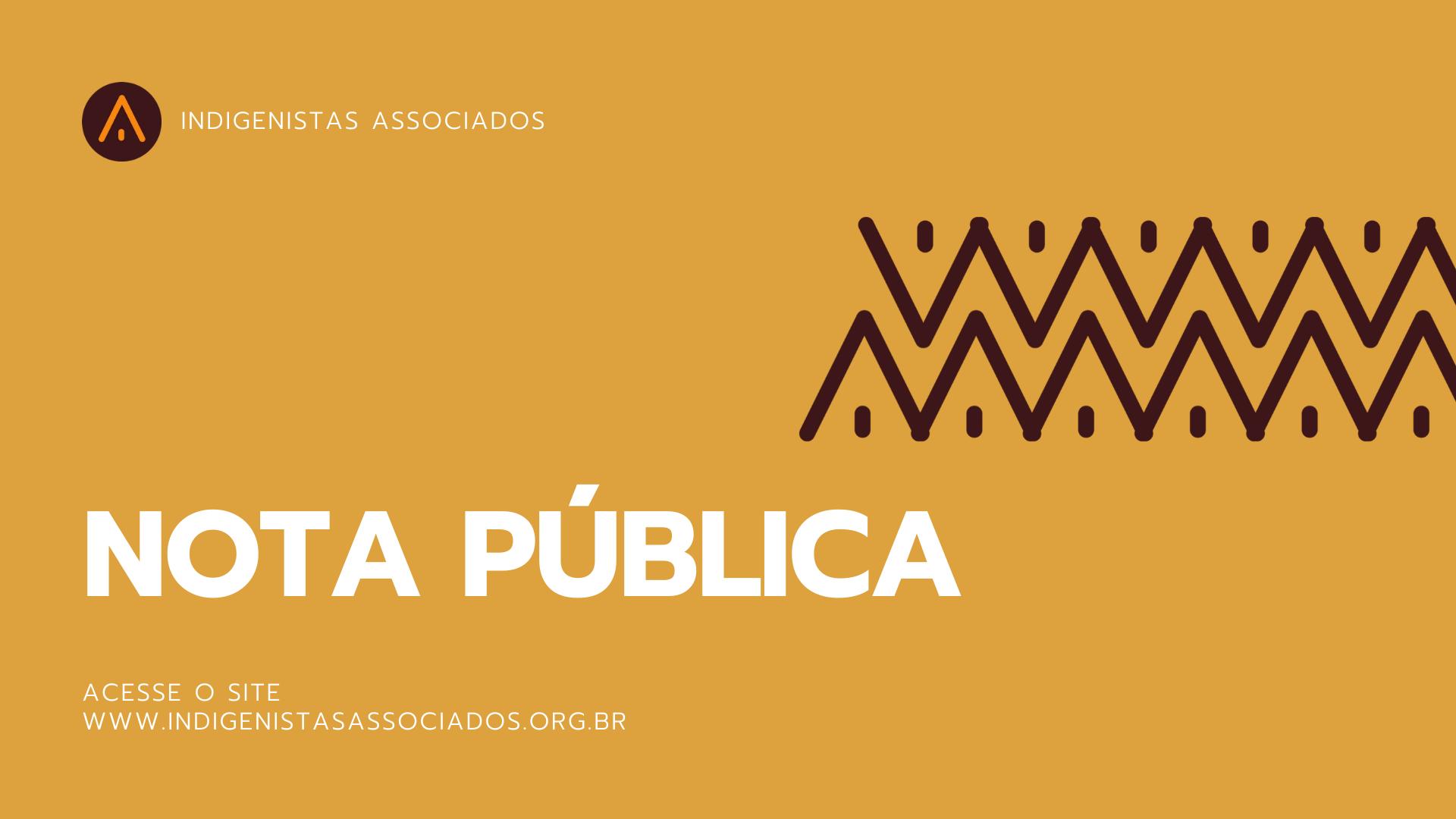 INA e Ascema Nacional repudiam ofensas do Senador Zequinha Marinho aos servidores do Ibama pelo cumprimento do seu trabalho