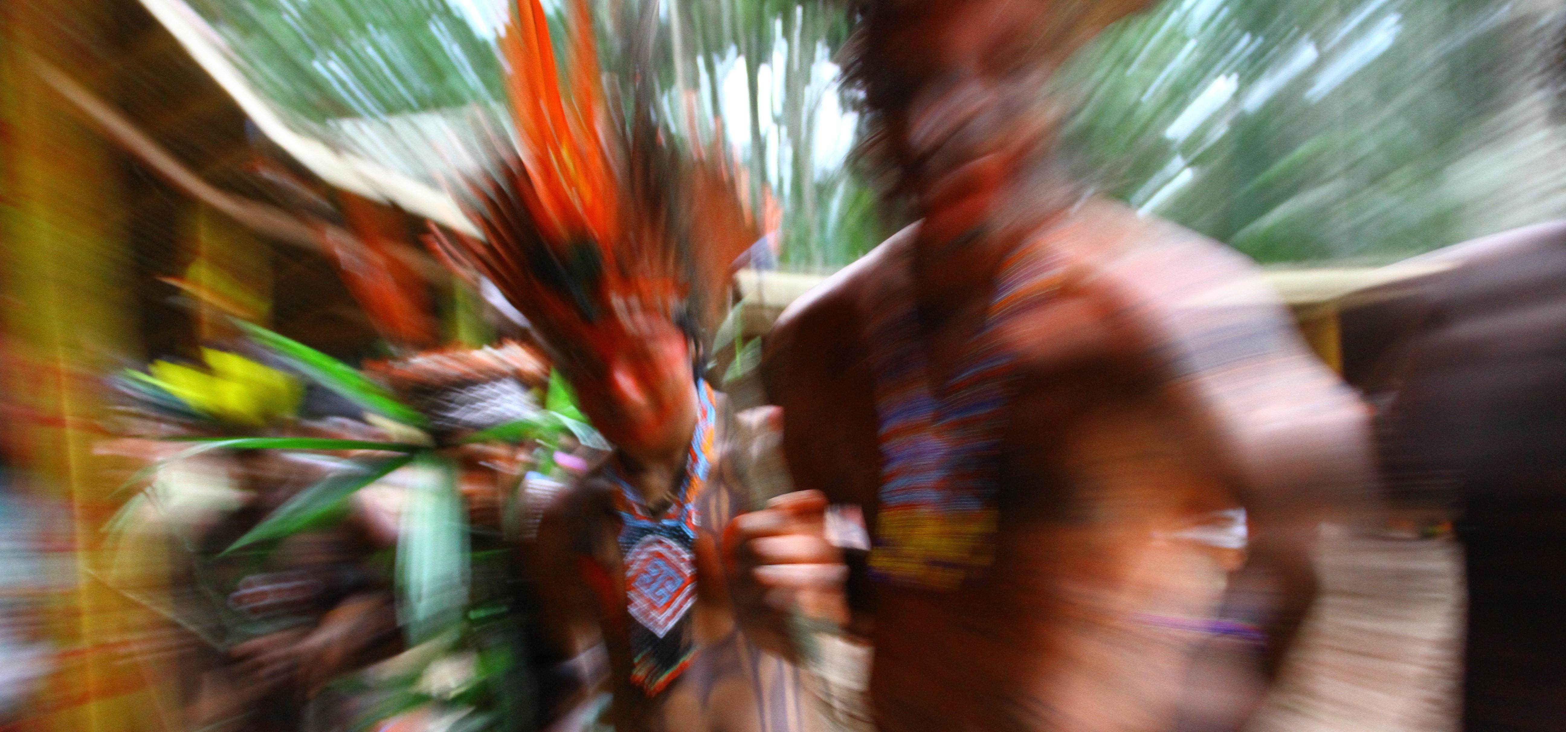 Mobilização Nacional Indígena divulga nota de repúdio ao PL que regulamenta mineração e empreendimentos em terras indígenas