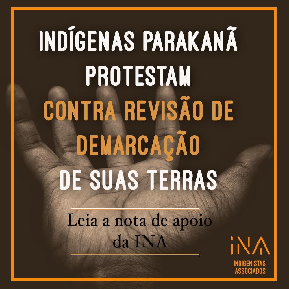 Carta aberta em apoio ao povo Parakanã e em defesa da Terra Indígena Apyterewa
